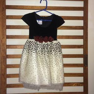 Girls Holiday Dress by Iris & Ivy 4t
